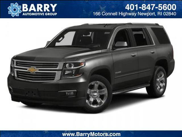 2017 Chevrolet Tahoe for sale at BARRYS Auto Group Inc in Newport RI