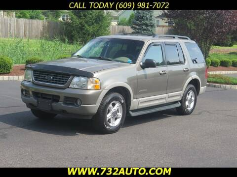 2002 Ford Explorer for sale at Absolute Auto Solutions in Hamilton NJ