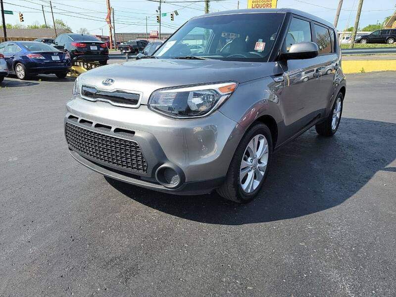 2015 Kia Soul for sale at Rucker's Auto Sales Inc. in Nashville TN