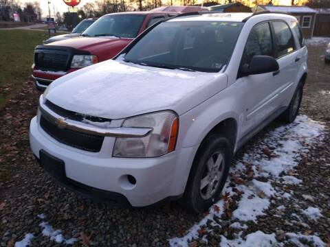 2008 Chevrolet Equinox for sale at Seneca Motors, Inc. (Seneca PA) - SHIPPENVILLE, PA LOCATION in Shippenville PA