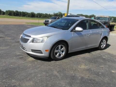2013 Chevrolet Cruze for sale at 412 Motors in Friendship TN