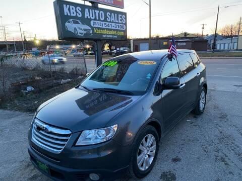 2009 Subaru Tribeca for sale at KBS Auto Sales in Cincinnati OH
