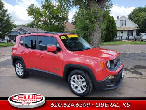 2015 Jeep Renegade for sale at Lewis Chevrolet Buick of Liberal in Liberal KS