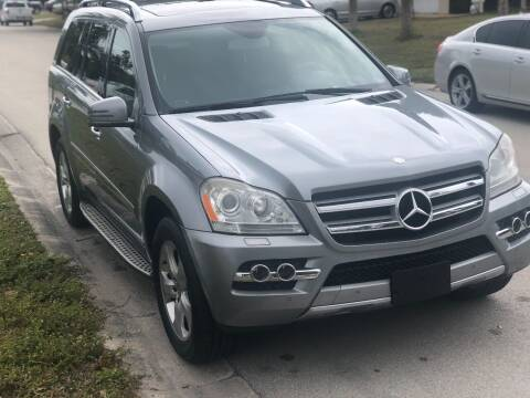 2011 Mercedes-Benz GL-Class for sale at Internet Motorcars LLC in Fort Myers FL