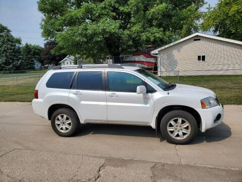 2011 Mitsubishi Endeavor for sale at RIVERSIDE AUTO SALES in Sioux City IA