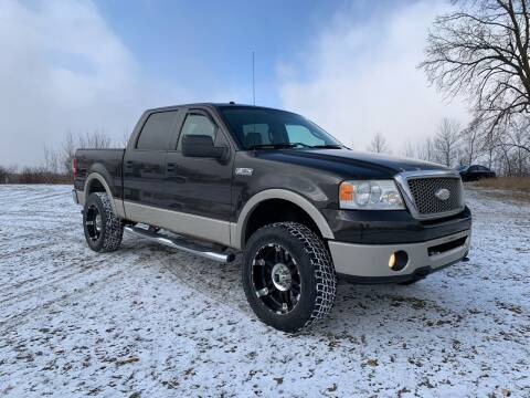 2007 Ford F-150 for sale at Overvold Motors in Detroit Lakes MN