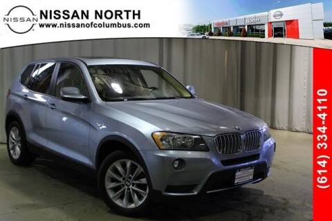 2013 BMW X3 for sale at Auto Center of Columbus in Columbus OH
