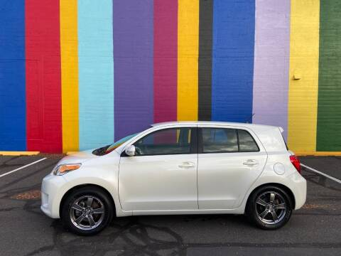 2012 Scion xD for sale at JOSE MESA AUTO WHOLESALE , LLC in Portland OR