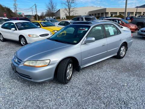2001 Honda Accord for sale at Bailey's Auto Sales in Cloverdale VA