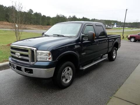 2005 Ford F-250 Super Duty for sale at Anderson Wholesale Auto in Warrenville SC