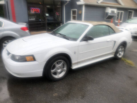 2003 Ford Mustang for sale at Auto Kraft in Agawam MA