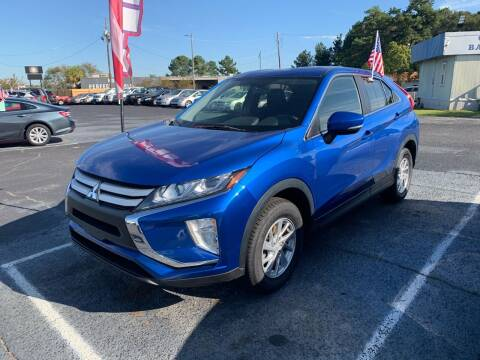 2019 Mitsubishi Eclipse Cross for sale at Sun Coast City Auto Sales in Mobile AL