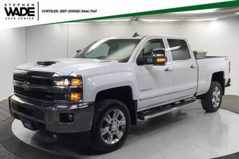 2017 Chevrolet Silverado 2500HD for sale at Stephen Wade Pre-Owned Supercenter in Saint George UT