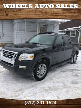 2010 Ford Explorer Sport Trac for sale at Wheels Auto Sales in Bloomington IN