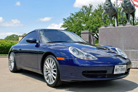 2001 Porsche 911 for sale at European Motor Cars LTD in Fort Worth TX