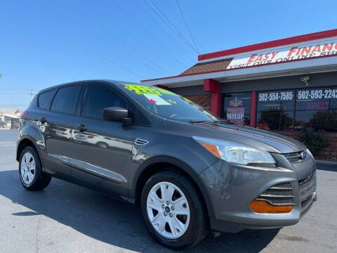 2016 Ford Escape for sale at Premium Motors in Louisville KY
