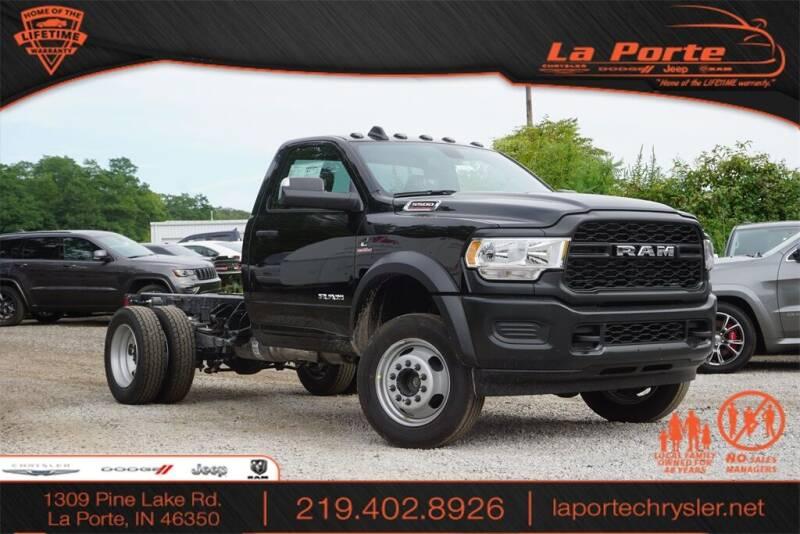 2021 RAM Ram Chassis 5500 for sale in La Porte, IN