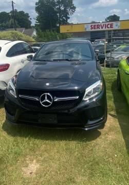 2016 Mercedes-Benz GLE for sale at Atlanta Fine Cars in Jonesboro GA