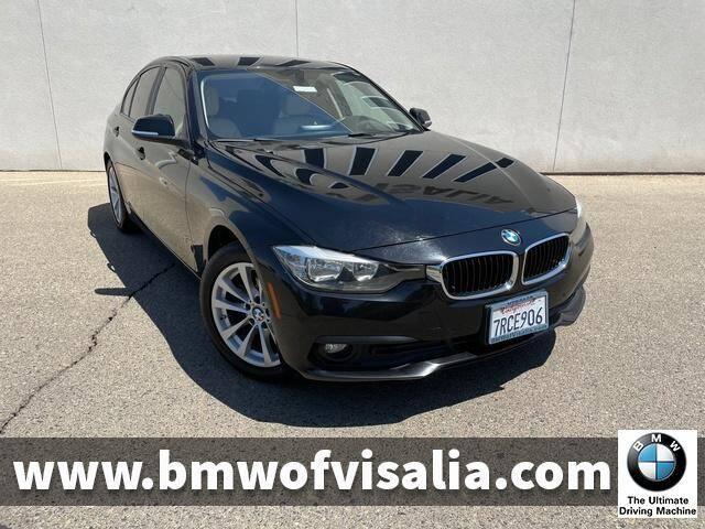 2016 BMW 3 Series for sale at BMW OF VISALIA in Visalia CA