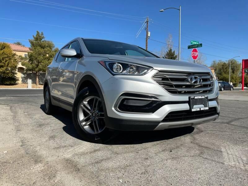 2017 Hyundai Santa Fe Sport for sale at Boktor Motors in Las Vegas NV