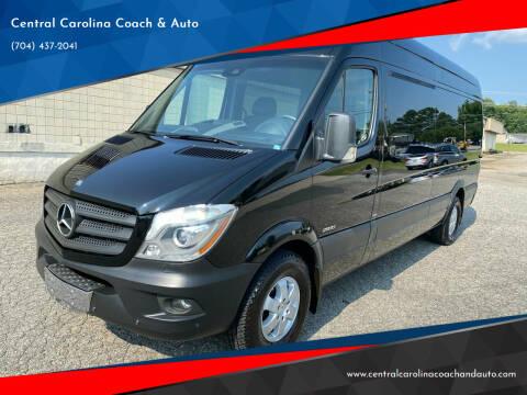 2014 Mercedes-Benz Sprinter Passenger for sale at Central Carolina Coach & Auto in Lenoir NC