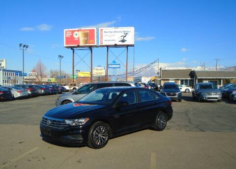 2019 Volkswagen Jetta for sale at Smart Buy Auto Sales in Ogden UT
