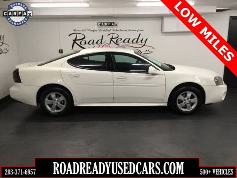 2008 Pontiac Grand Prix for sale at Road Ready Used Cars in Ansonia CT