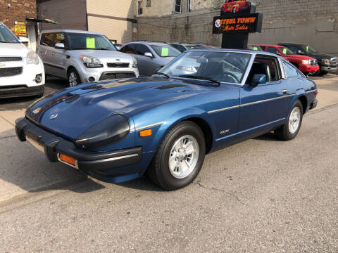 1979 Datsun 280ZX for sale at STEEL TOWN PRE OWNED AUTO SALES in Weirton WV