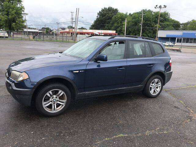 2005 BMW X3 for sale in Memphis, TN