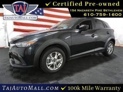 2018 Mazda CX-3 for sale at Taj Auto Mall in Bethlehem PA