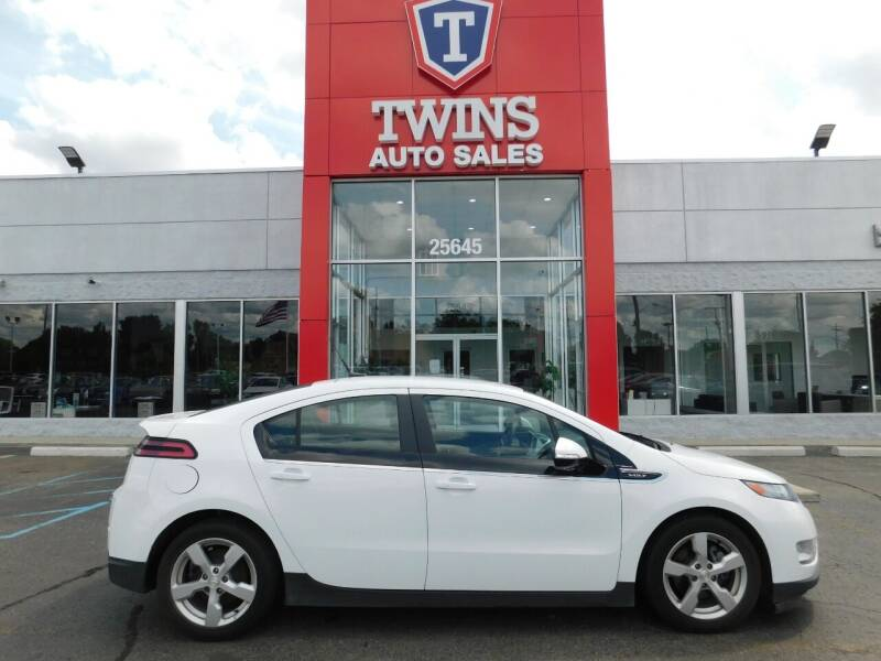 2013 Chevrolet Volt for sale at Twins Auto Sales Inc Redford 1 in Redford MI