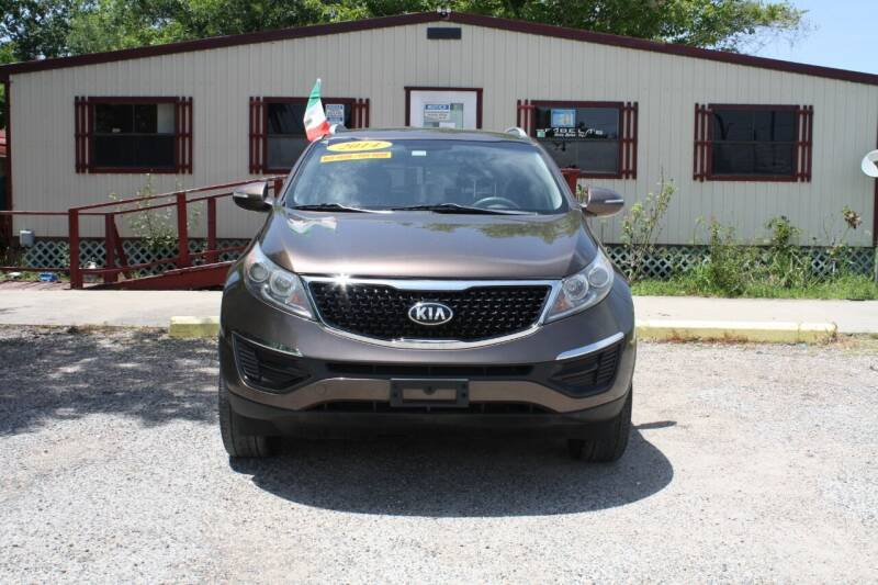 2014 Kia Sportage for sale at Fabela's Auto Sales Inc. in Dickinson TX