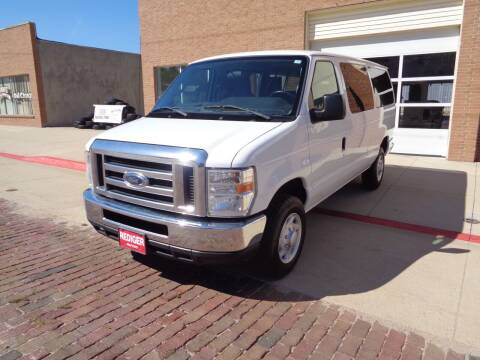 2013 Ford E-Series Wagon for sale at Rediger Automotive in Milford NE