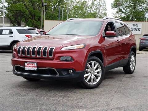 2017 Jeep Cherokee for sale at Auto Bankruptcy Loans in Chickasha OK