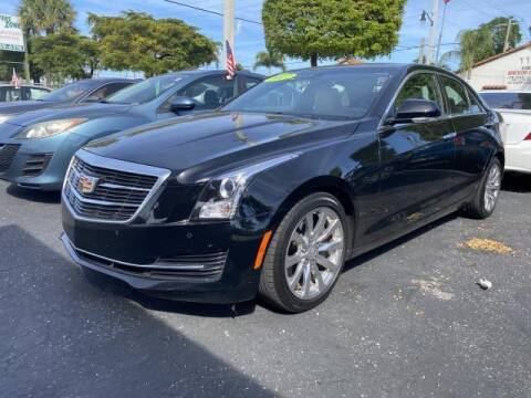 2017 Cadillac ATS for sale at Mike Auto Sales in West Palm Beach FL