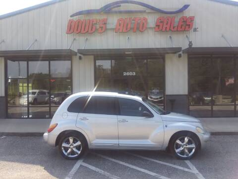2003 Chrysler PT Cruiser for sale at DOUG'S AUTO SALES INC in Pleasant View TN