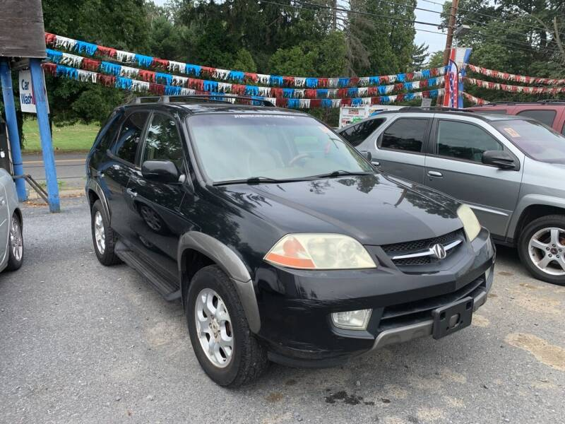 2001 Acura MDX Touring 4WD 4dr SUV w/Navigation - Harrisburg PA