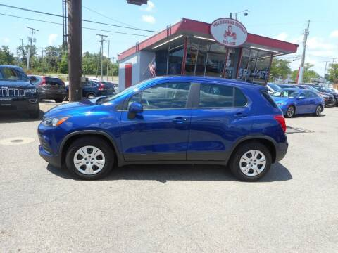 2017 Chevrolet Trax for sale at The Carriage Company in Lancaster OH