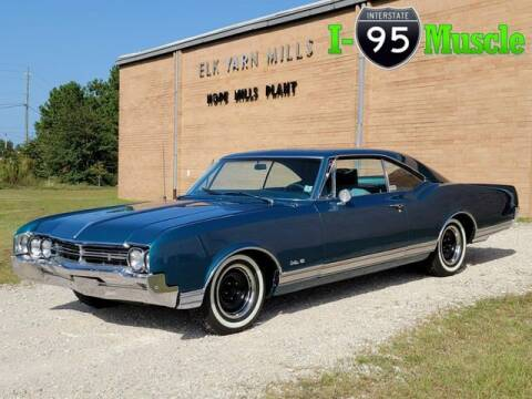 1966 Oldsmobile Delta Eighty-Eight for sale at I-95 Muscle in Hope Mills NC