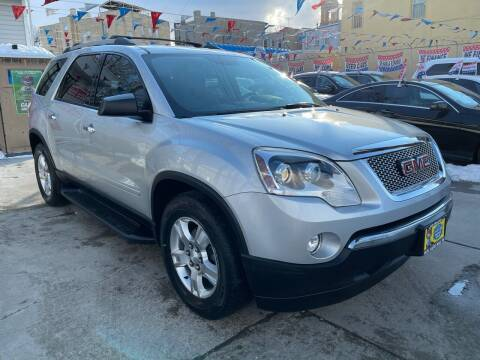 2012 GMC Acadia for sale at Elite Automall Inc in Ridgewood NY