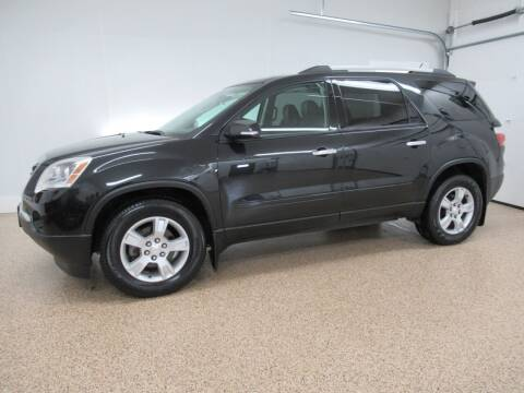 2010 GMC Acadia for sale at HTS Auto Sales in Hudsonville MI