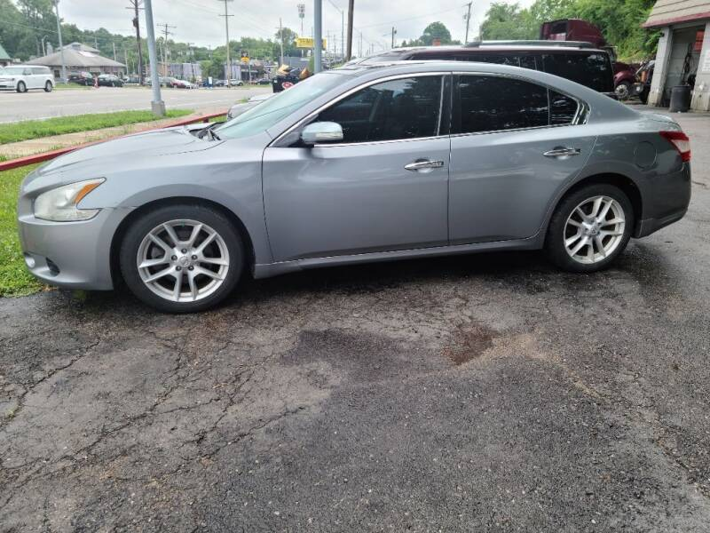 2009 Nissan Maxima for sale at SMD Auto Sales in Kansas City MO