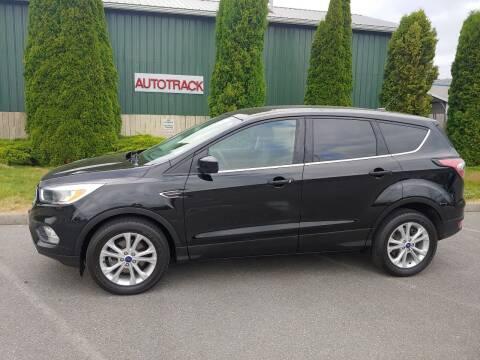 2017 Ford Escape for sale at AUTOTRACK INC in Mount Vernon WA