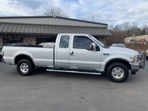 2003 Ford F-250 Super Duty for sale at MARLAR AUTO MART SOUTH in Oneida TN