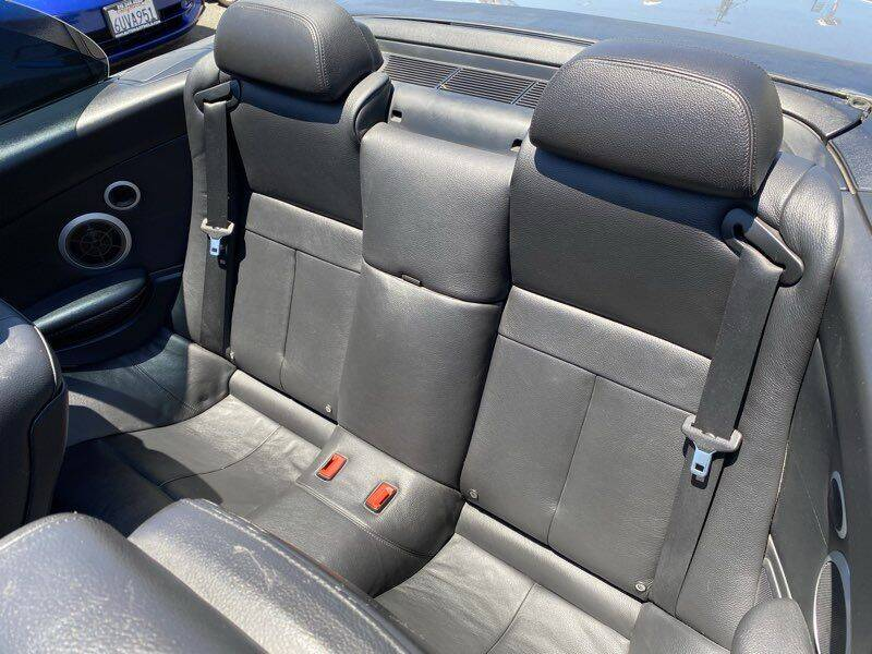 2008 BMW M6 2dr Convertible - La Crescenta CA