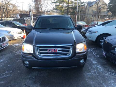2007 GMC Envoy for sale at Six Brothers Auto Sales in Youngstown OH