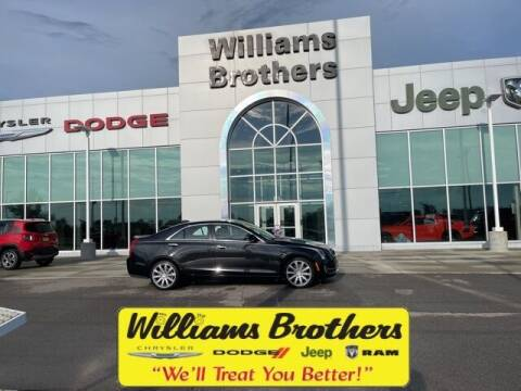 2015 Cadillac ATS for sale at Williams Brothers - Pre-Owned Monroe in Monroe MI