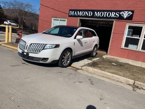 2011 Lincoln MKT for sale at Diamond Motors in Pecatonica IL