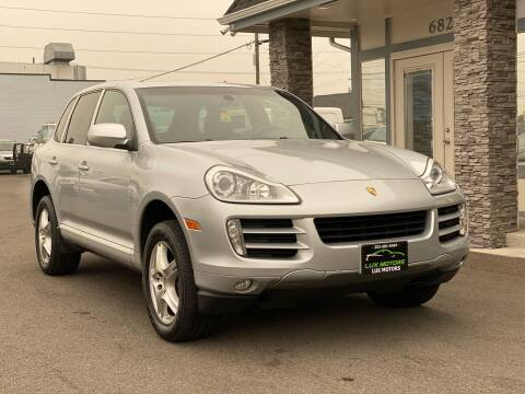 2008 Porsche Cayenne for sale at Lux Motors in Tacoma WA