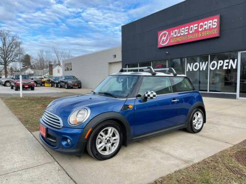 2013 MINI Hardtop for sale at HOUSE OF CARS CT in Meriden CT
